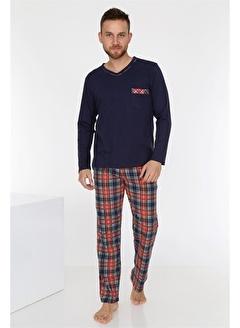 Obje Erkek Pijama Takımı